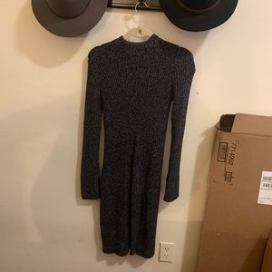 BCBG Sweater Dress w/ slit